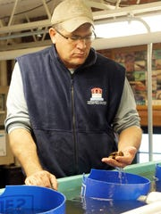 Chris Lorentz is director of the Thomas More Biology Field Station.