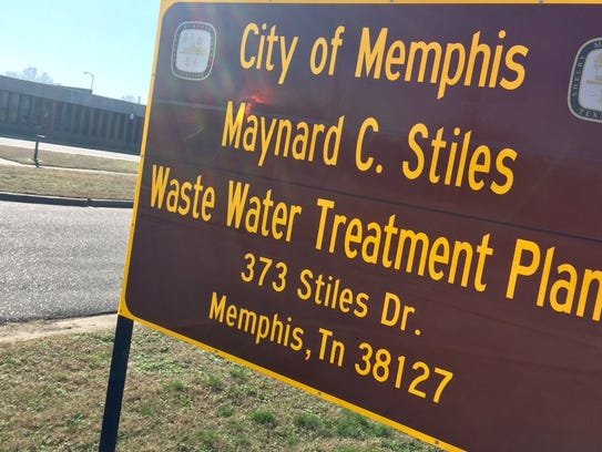The city's north wastewater treatment plant is named