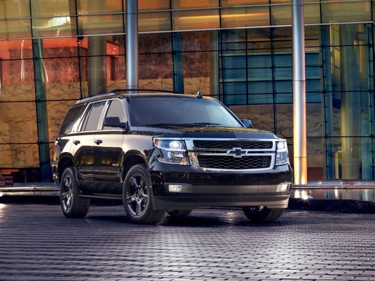 New for 2017, the Tahoe and Suburban LT models are
