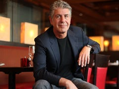 On the market: Anthony Bourdain's NYC luxury condo for rent for $14K per month