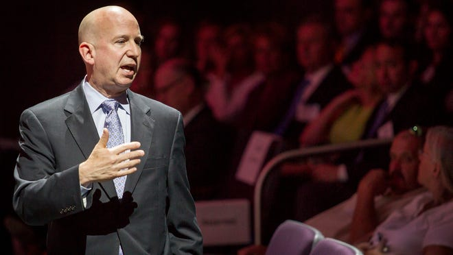 Delaware Gov. Jack Markell, a Democrat, is traveling to Switzerland for economic talks.
