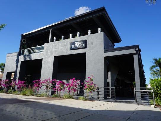 Society opened in November at Bell Tower Shops in south Fort Myers.