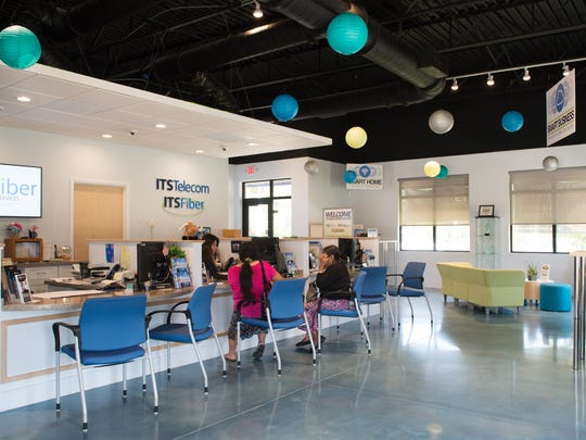 ITS Telecom and ITS Fiber's Customer Service & Sales Center is in Indiantown.  The sister companies offer services in Martin, St. Lucie and northern Palm Beach County.