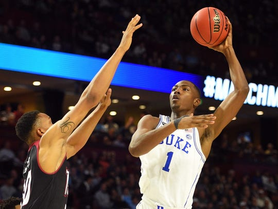 Harry Giles has immense talent, but has been derailed