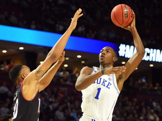 Harry Giles has immense talent, but has been derailed in high school and college by injuries.