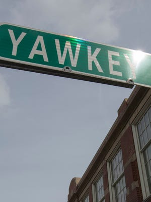 Yawkey Way will become Jersey Street.