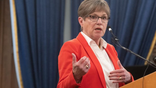 Gov. Laura Kelly's planned order requiring Kansans to wear masks may not be enforced in some counties.