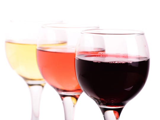 Enjoy some New Jersey wine this weekend.