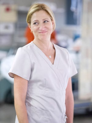 Edie Falco returns to her award-winning role in  'Nurse Jackie' for the final season of the Showtime drama.