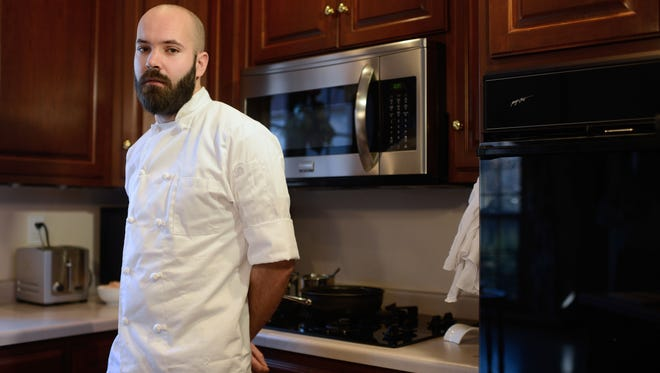Daniel Fisher, co-owner of Indulge Private Chef Service says the move to more locally sourced foods is one of the most popular trends by local foodies he's noticed in the past three years.