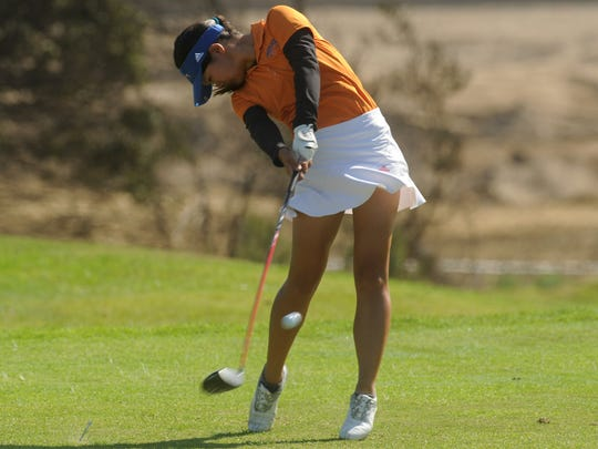 Westlake High's Kristen Chen has been named the MVP of the All-Marmonte League girls golf team.
