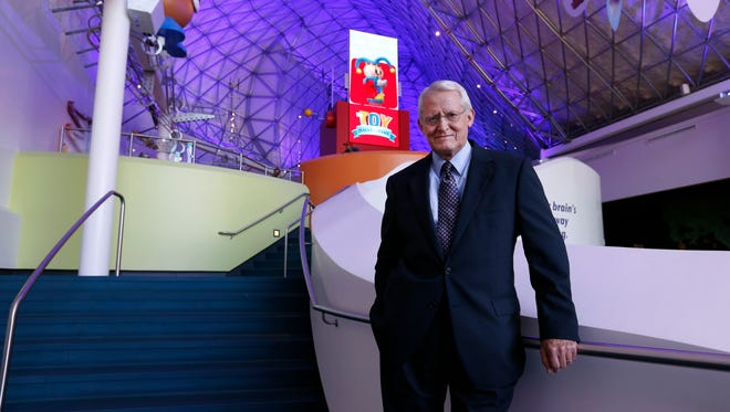 Rollie Adams, outgoing CEO of The Strong National Museum of Play.
