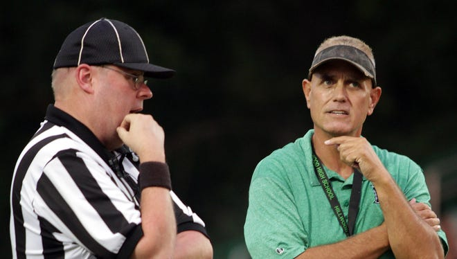 Kurt Page has stepped down as football coach at Hillwood High School.