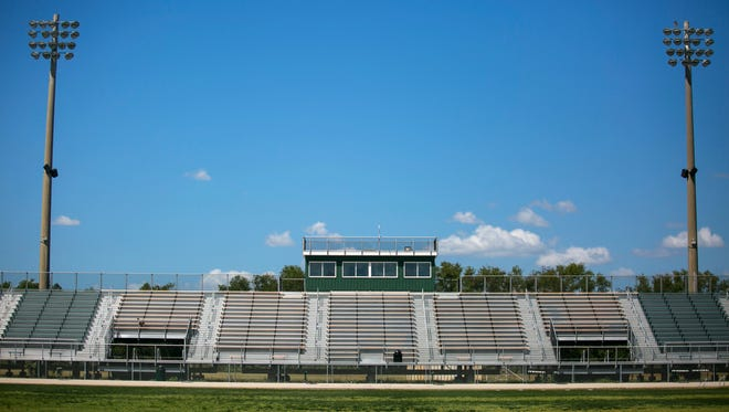 Dunbar High School football field
