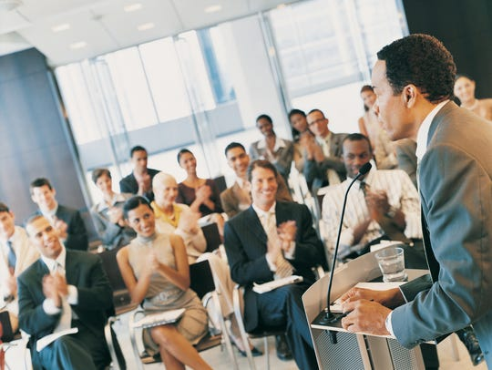 Attend industry conferences to make sure you keep your