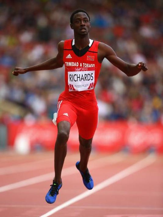 Richards, Jereem- Trinidad and Tobago