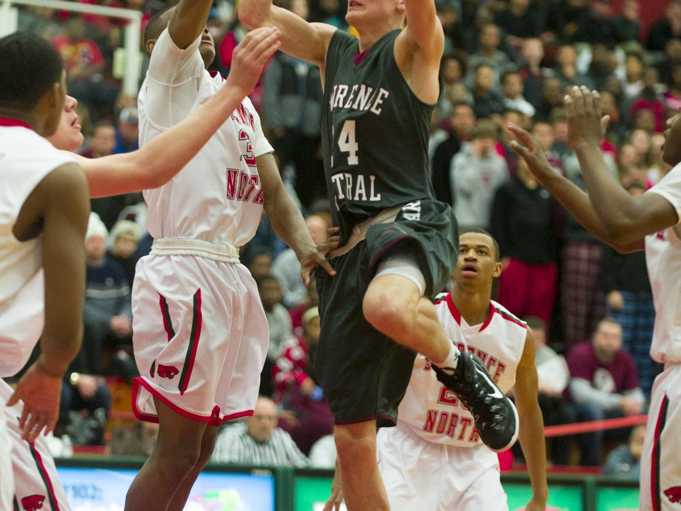 Lawrence Central's Kyle Guy is a potent outside shooter.