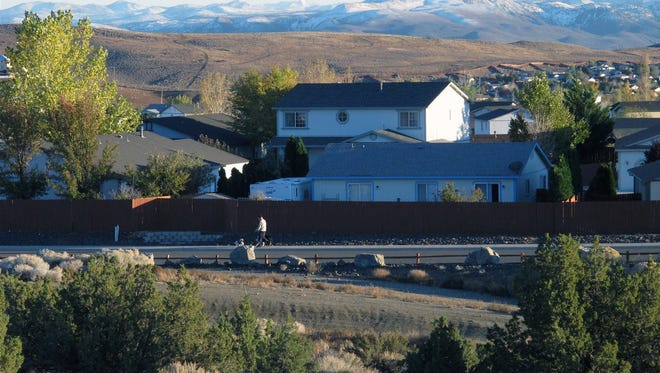 Sun Valley made SmartAsset's Top 10 list of most affordable places to live in Nevada.