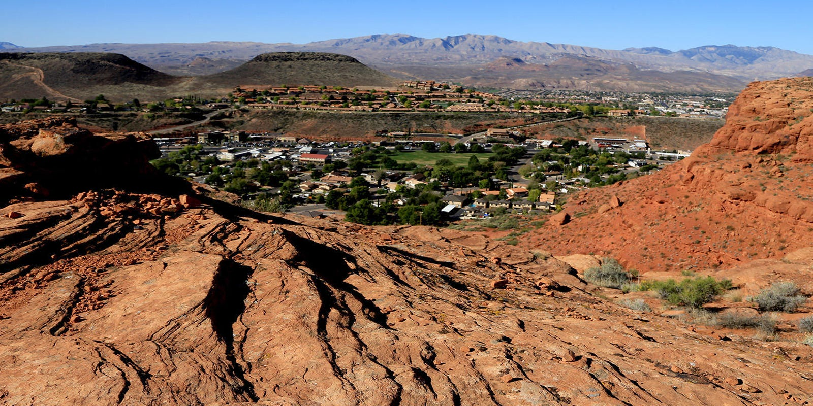 Utah congressman pitches bill to carve path for Northern Corridor, expand Red Cliffs