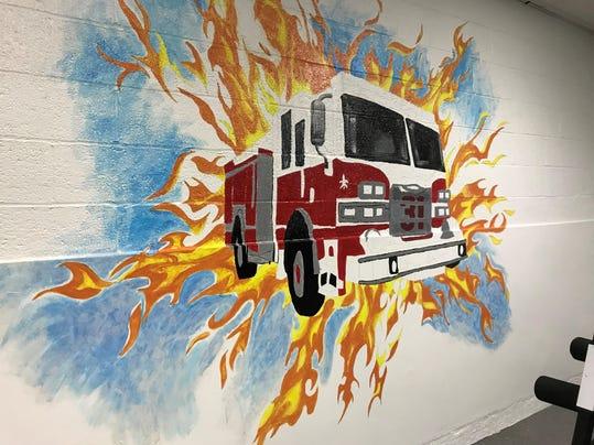 fire station art