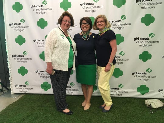 Girl Scouts-CEO