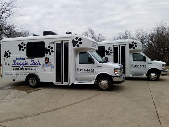 Mobile Dog Grooming Des Moines