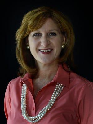Maria De Varenne, news director for The Tennessean.