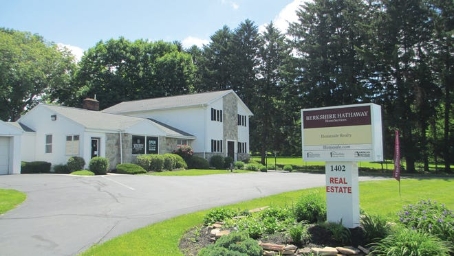 Berkshire Hathaway HomeServices Lebanon office located at 1402 Quentin Road.