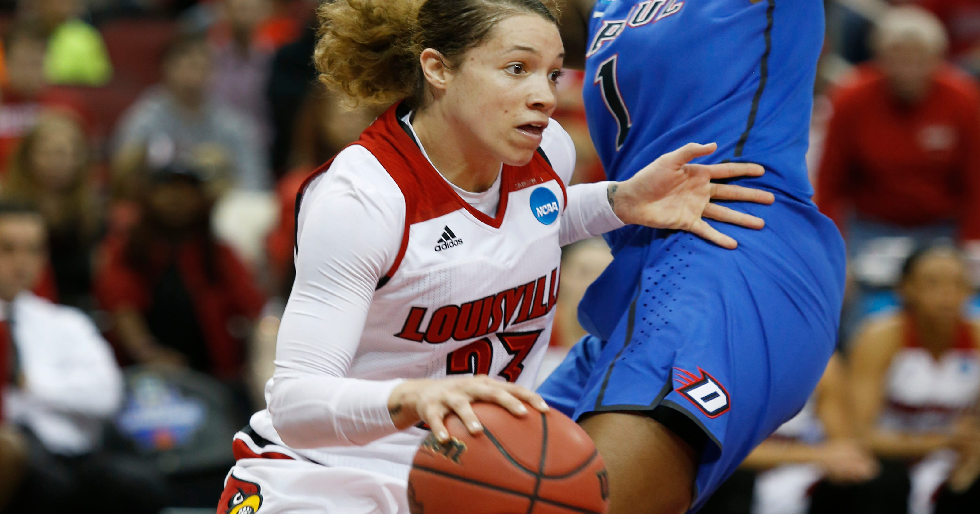 0028c2b306b2 Louisville s comeback comes up short against DePaul in NCAA women s ...
