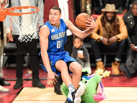 USP NBA: ALL-STAR SATURDAY NIGHT S BKN CAN ON