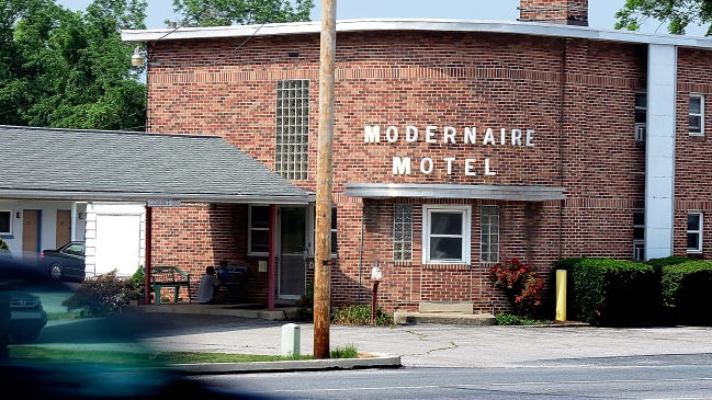 The Modernaire Motel is at the center of a controversy over its demolition.