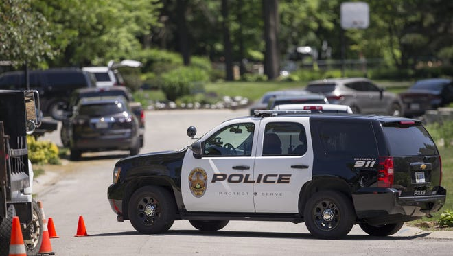 Noblesville West Middle School Shooting - Warrant Served