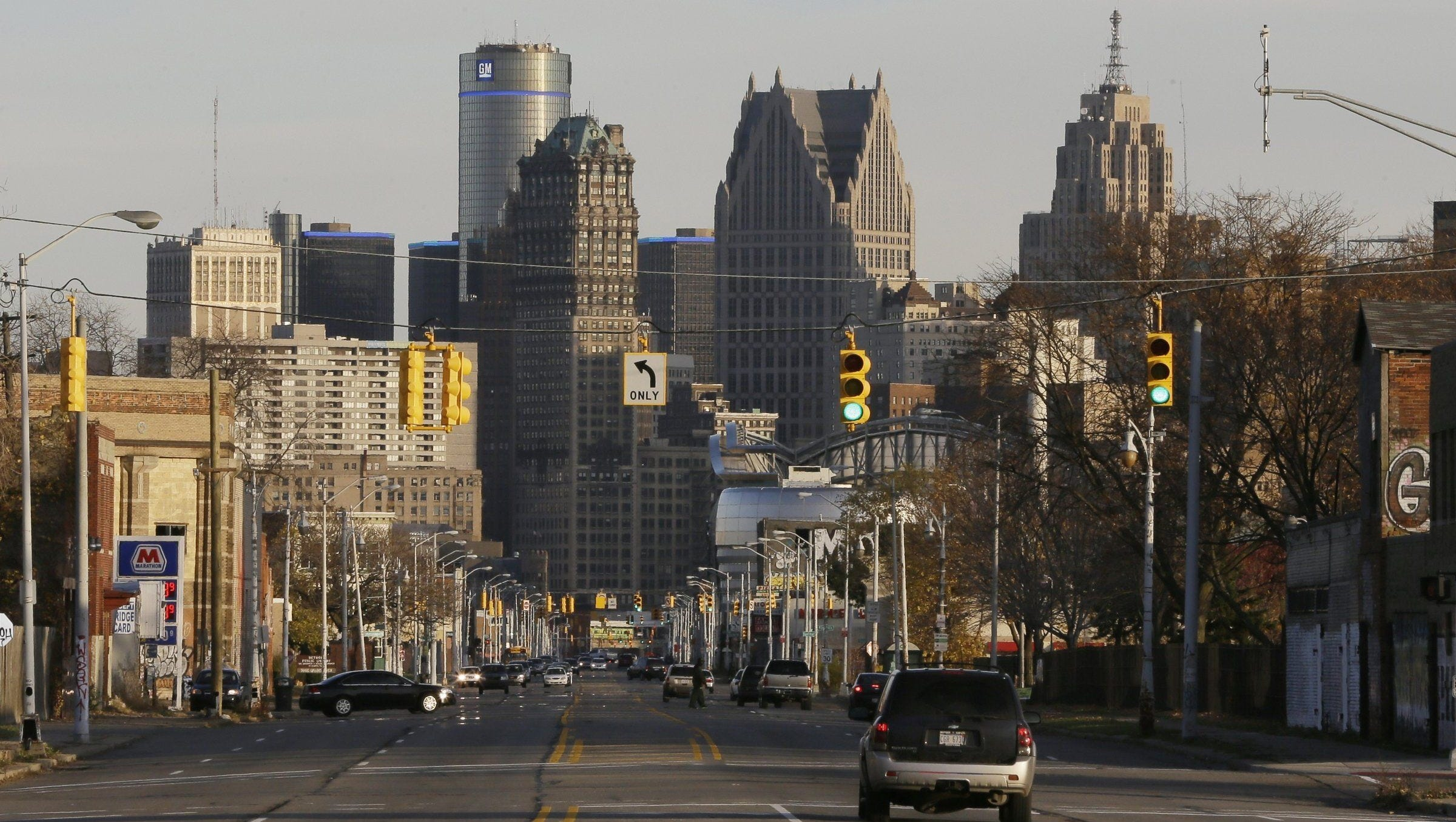 freep.com - John Gallagher, Detroit Free Press - Detroit's historic bankruptcy and more contributed to city's revival