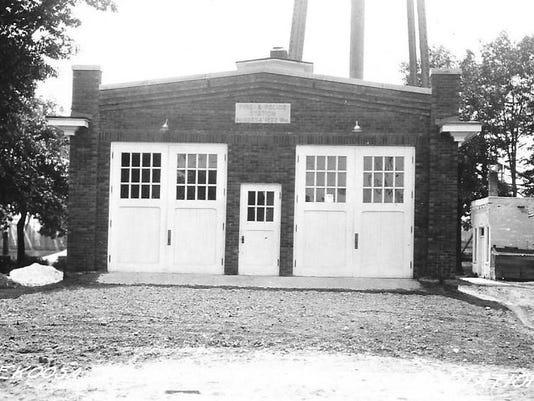 Nekoosa fire station