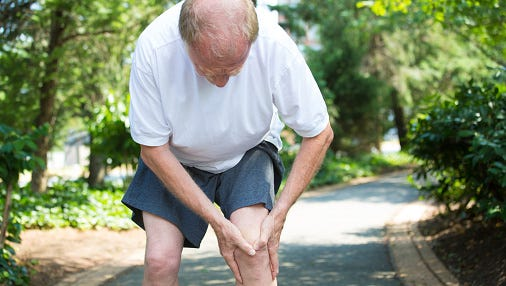 Pain doesn't just manifest in the body for no reason.  It's a sign that something is wrong. One source of pain that most everyone of a certain age falls victim to is osteoarthritis.