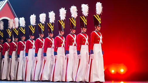 save over 40% on radio city rockettes