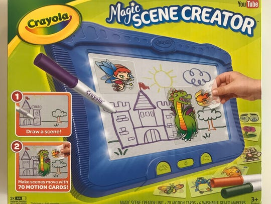 This Crayola gift lets kids bring their creations to life.