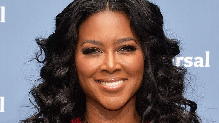 Kenya Moore says her main motivation to participate