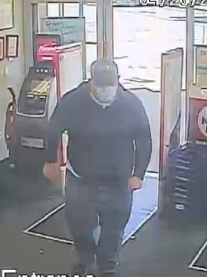Brentwood Police are looking for this man who allegedly attempted to rob a Walgreens in Brentwood at 101 Franklin Road.