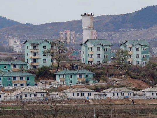 AP SOUTH KOREA KOREAS SUMMIT I KOR