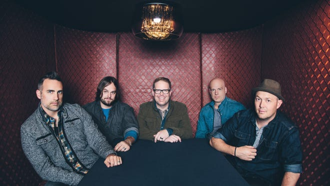 "MercyMe will release a new CD, ""Lifer,"" at the end of March, and a film based on the band's song, ""I Can Only Imagine,"" is in the works."