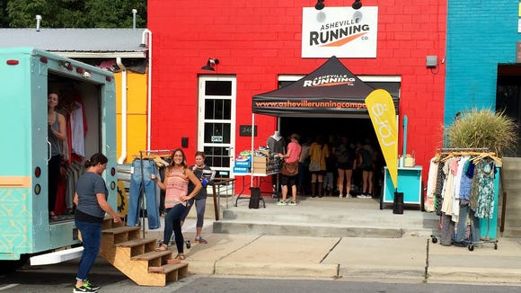 Asheville Running Co., which opened in September 2014 in the River Arts District, will close in June.