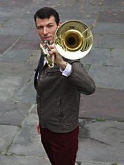 Nick Finzer and his sextet will perform Wednesday at