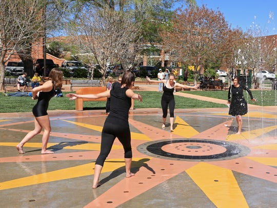 St. George Dance Company performs Saturday during the