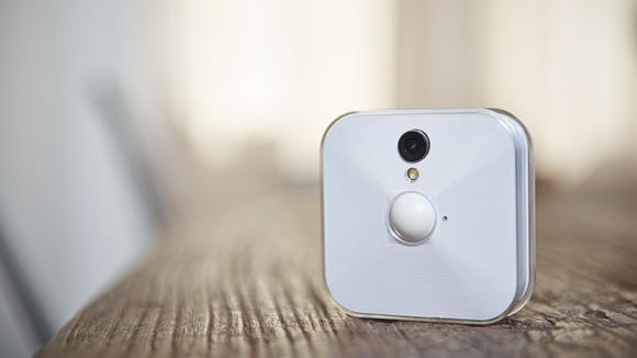 Turn on motion detection alerts from your smart camera.