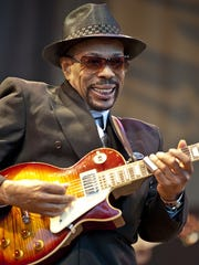 John Primer will be at the Blues, Brews & Barbecue Festival.