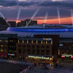 Google to open offices by Detroit's Little Caesars Arena in spring