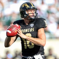 Western Michigan's key players for 2018: No. 1 Jon Wassink has brains and brawn at QB