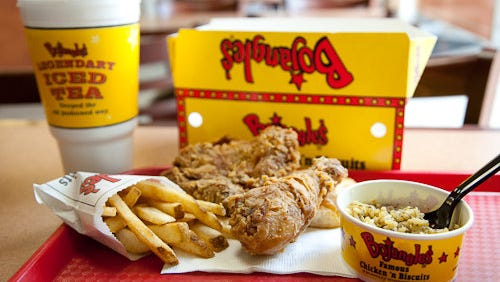 Bojangles' is opening at Tallahassee location in early January.