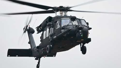 The 160th Special Operations Aviation Regiment operates three versions of the Black Hawk helicopter.
